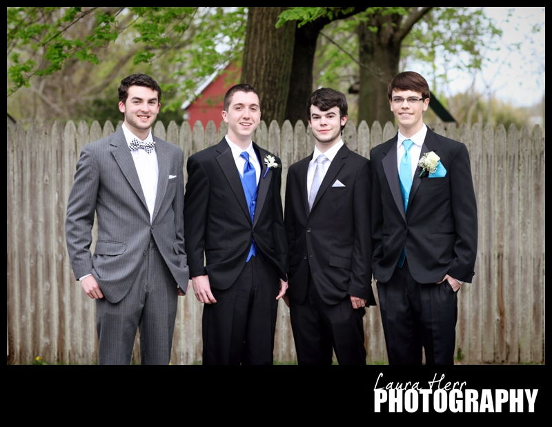 Junior Prom – Laura Herr Photography