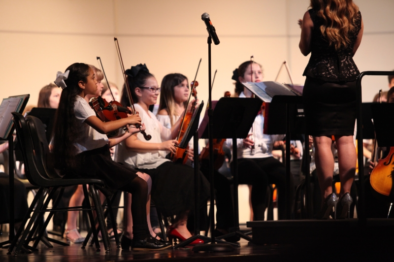 Her First Orchestra Concert – Laura Herr Photography