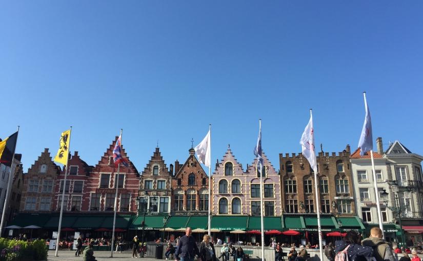 Tour of Bruges