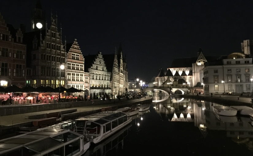 When in Belgium