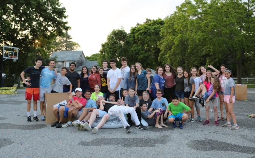 Sixth Grade Party2019